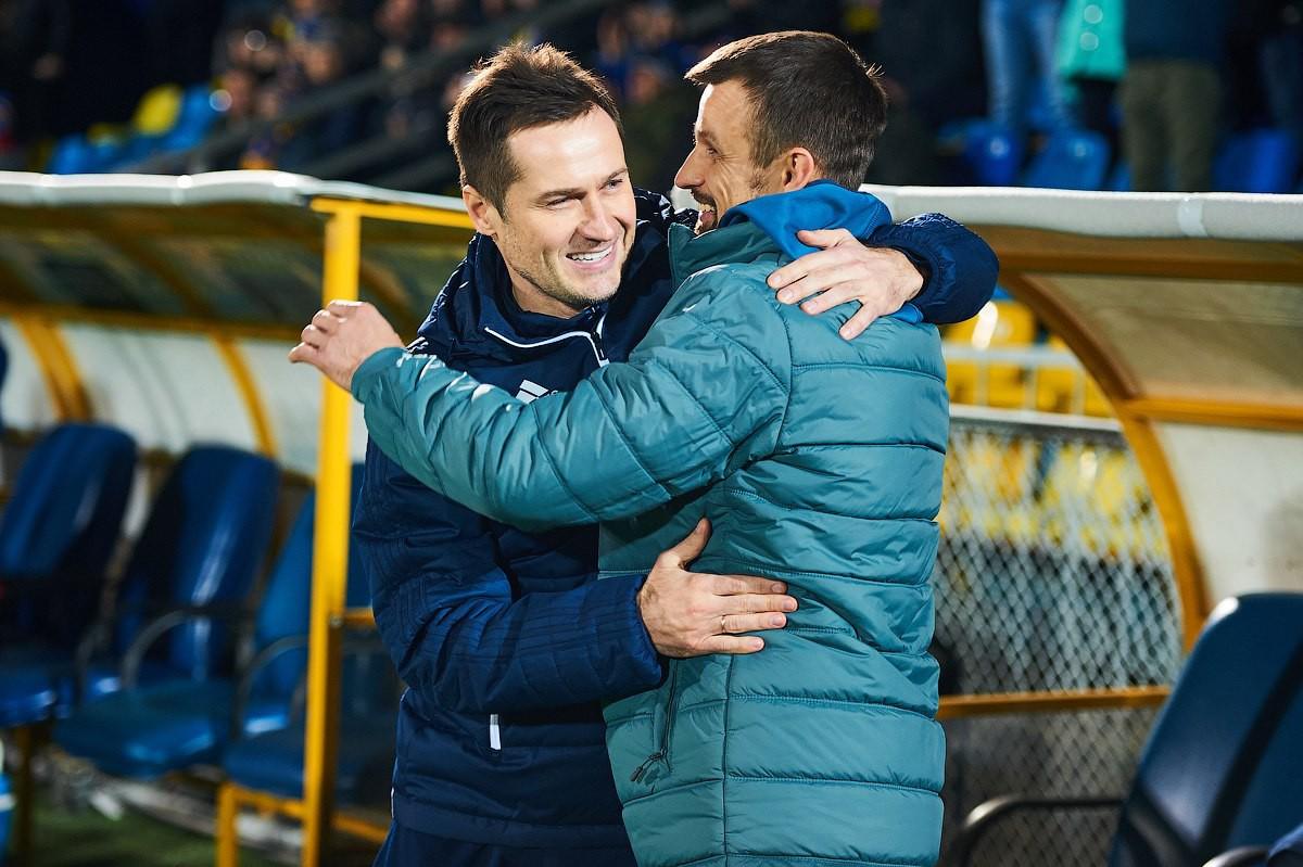Дмитрий Кириченко, Сергей Семак