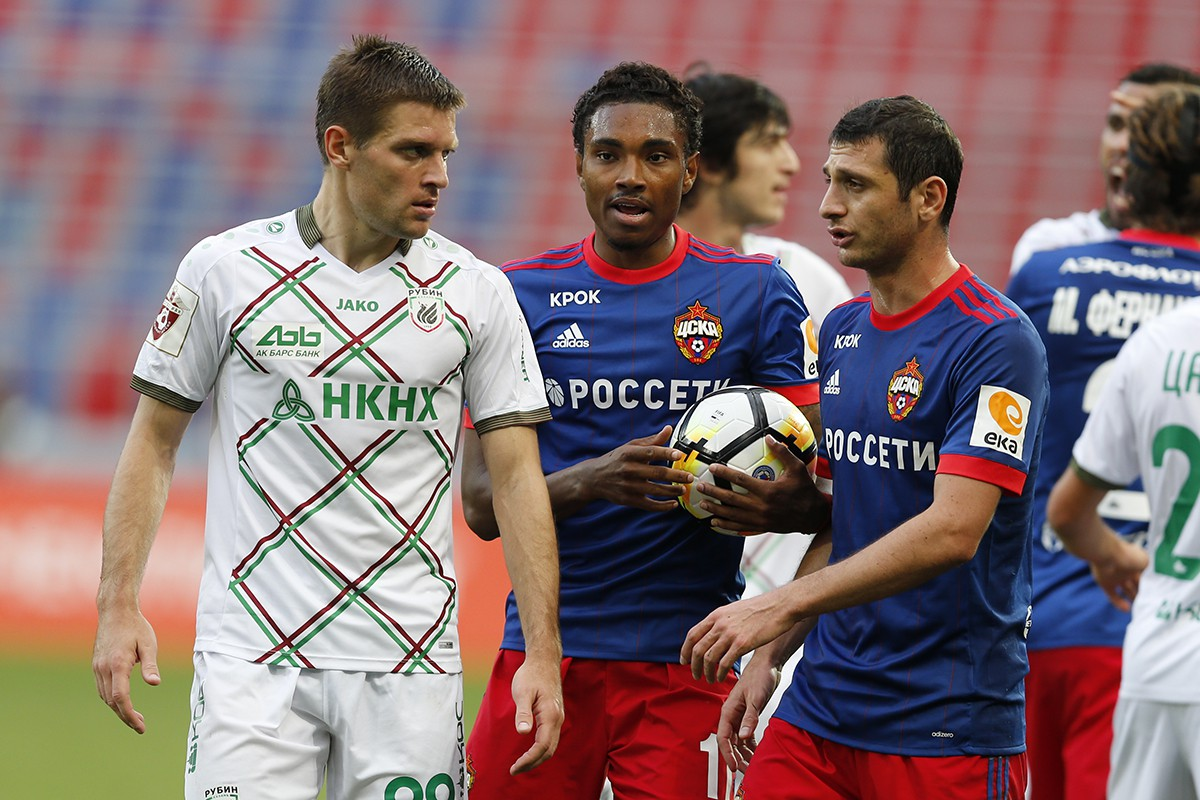 Руслан Камболов, Алан Дзагоев, Витиньо