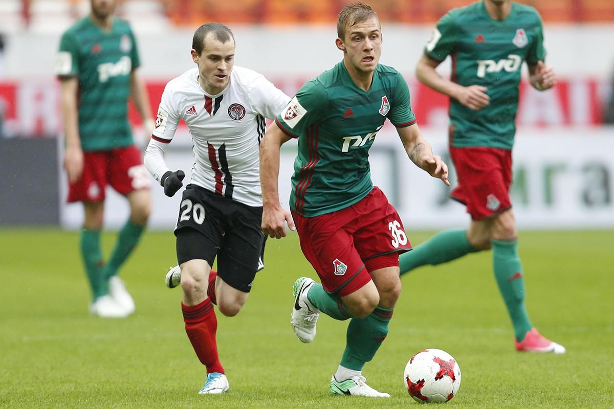 Павел Комолов, Дмитрий Баринов