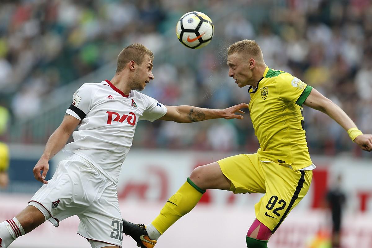Сергей Брызгалов, Дмитрий Баринов