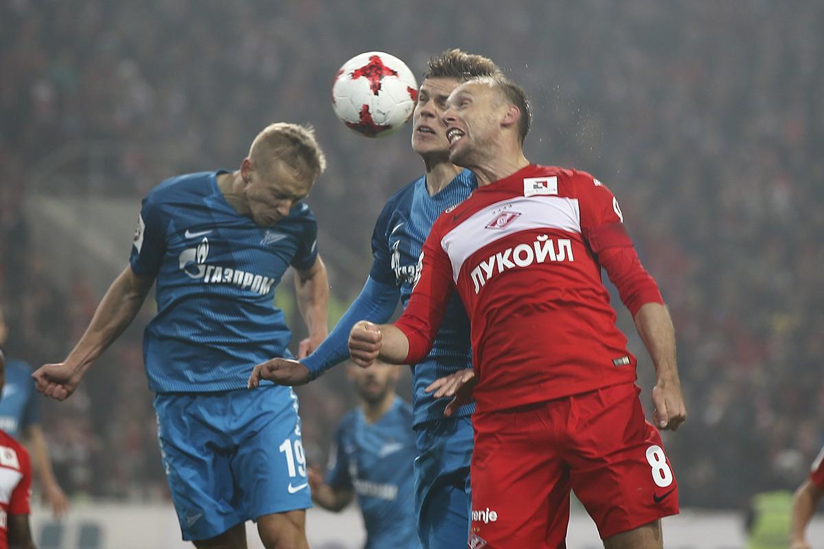 Денис Глушаков, Игорь Смольников, Александр Кокорин