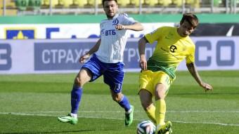 Анжи - Динамо 4:0