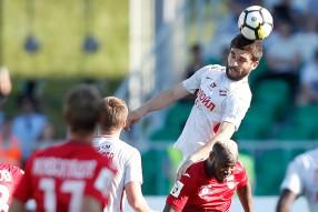 Уфа - Спартак 0:0