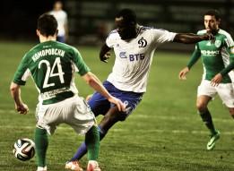 Терек - Динамо 1:0