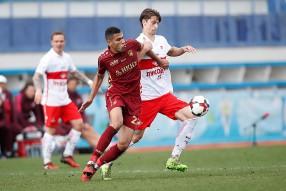 ФК Спартак - Рубин 2-4