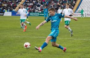Томь - Зенит 0:2