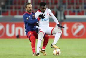 ЦСКА - Црвена Звезда 1-0