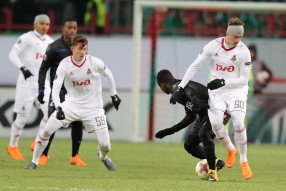 Локомотив - Ницца 1-0