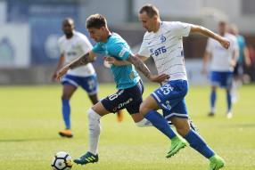 Динамо - Зенит 0-0