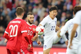 Россия - Республика Корея 4-2
