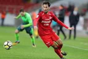 Спартак - Уфа 3-1