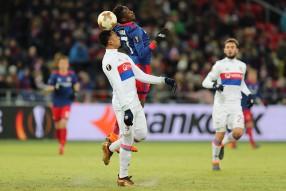ПФК ЦСКА - Лион 0-1