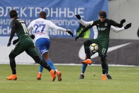 Динамо - Краснодар 0-0