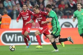 Спартак - Анжи 2-2