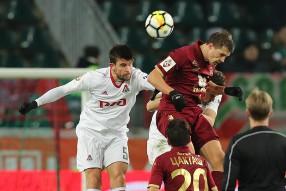Локомотив - Рубин 1:0