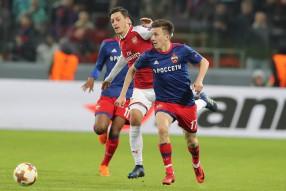 ПФК ЦСКА - Арсенал 2-2