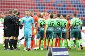 ЦСКА - Уфа 0-0