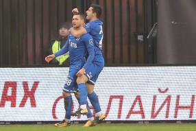 Динамо - Анжи 2:0