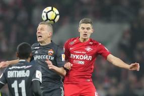 Спартак - ЦСКА 3-0