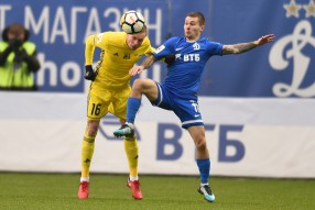 Динамо - Ростов 2:0