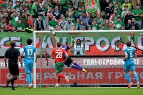Локомотив - Зенит 1:1