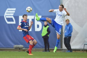 Динамо - ПФК ЦСКА 0-0