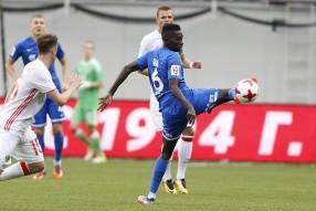 Россия - Динамо 3-0