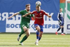 ЦСКА - Томь 2:0