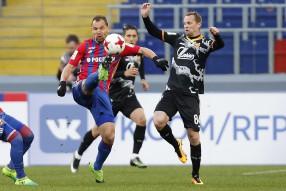 ПФК ЦСКА - Арсенал 3-0