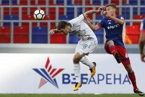 ПФК ЦСКА - Рубин 1-2