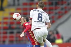 ПФК ЦСКА - Кр.Советов 2-1