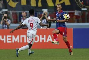 ЦСКА - Спартак 2-1
