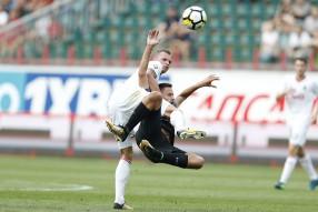 Локомотив - Тосно 0-2