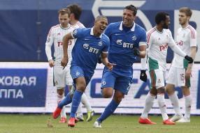 Динамо - Локомотив 2-2