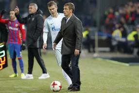 ПФК ЦСКА - Зенит 0-0