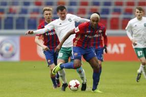 ПФК ЦСКА - Томь 4-0