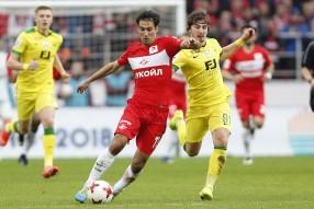 Спартак - Анжи 1-0