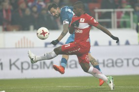 Спартак - Зенит 2-1