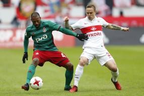 Локомотив - Спартак 1-1