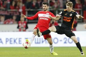 Спартак - Урал 1-0