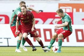 Локомотив - Рубин 0-1