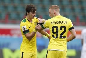 Локомотив - Анжи 1-0