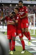 Спартак - Арсенал 2-0