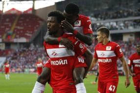 Спартак - Краснодар 2-0