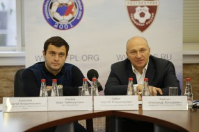 Алан Касаев , Сергей Чебан