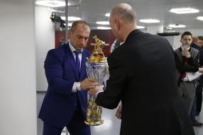 Спартак - Терек 3-0