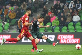 Краснодар - Арсенал 2:0
