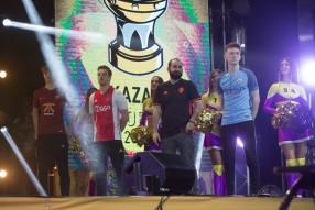 Kazan Mayor Cup 2017. Групповой этап