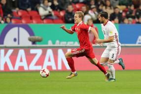 Россия - Иран 1:1