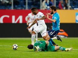 Зенит 0:3 Локомотив